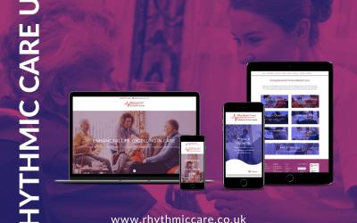 New Website Launch announcement